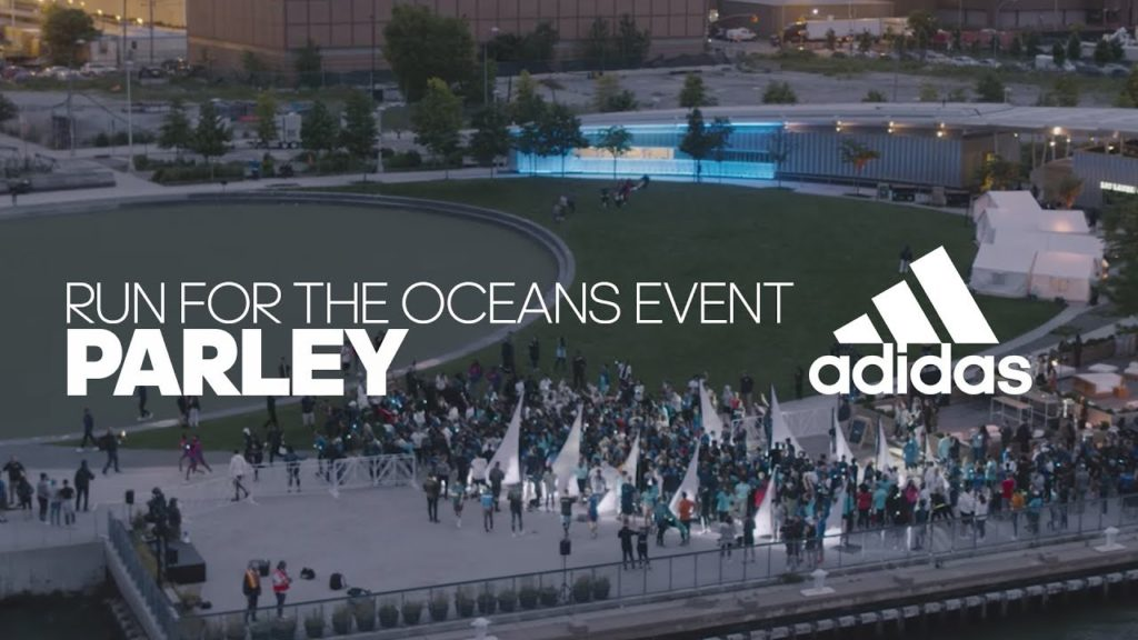 Run for the Oceans' Returns – adidas X Parley Harness the